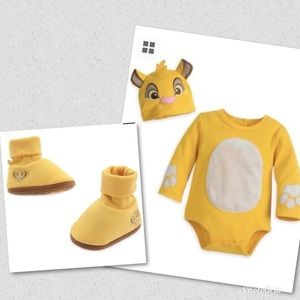 Lion King simba outfit